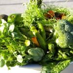 Топ — 10 самых полезных зеленых овощей