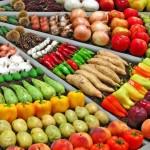 Овощи и фрукты с низкой калорийностью